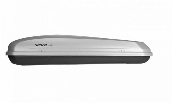Hapro Dachbox Roady 450 Silber Grau