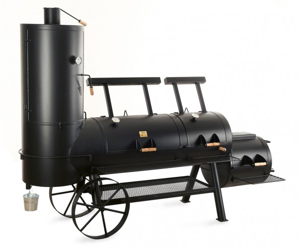 Joe's Barbeque Smoker | 24'' Extended Catering Smoker