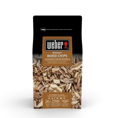 Weber Räucherchips Wiskey 700g - Nr. 17627
