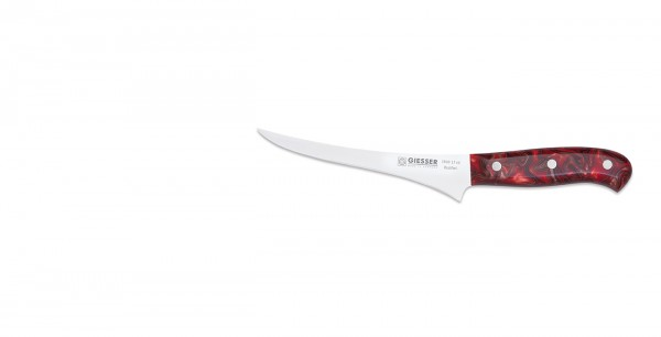 Giesser Filet No. 1 Red Diamond, Kochmesser