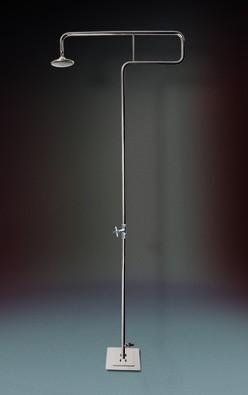 Ideal Kaltwasserdusche - Trombone, Gehäuse poliert - Nr.: 70 14 10 D