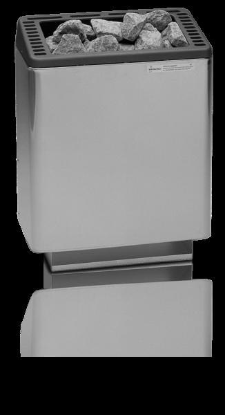 EOS Saunaofen Gracil (Standausführung), 6 - 9 kW