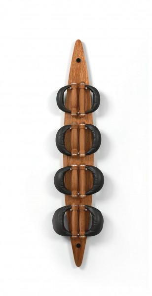NOHrD Swing Board Hantel Set (2,4,6,8 kg) Kirsche