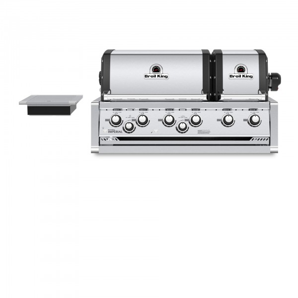 Broil King IMPERIAL 690 XL PRO Built-In inkl. Drehspieß