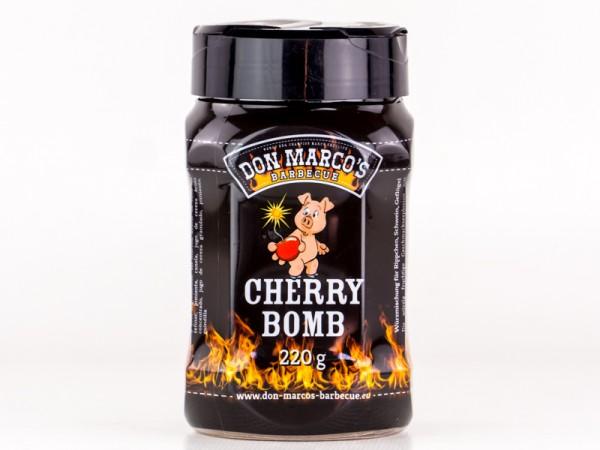 Don Marco`s Cherry Bomb Rub 220gr