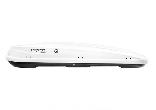 Hapro Dachbox Zenith 8.6 Pure White