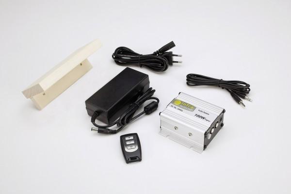 Infraworld Audio System mit Bluetooth* Nr.: W4455