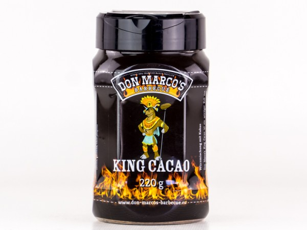 Don Marco`s BBQ King Cacao 220gr