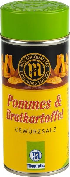 Moguntia Pommes und Bratkartoffel Grill-Gewürz Gewürzsalz 180g