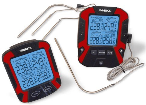 Maverick Pro Series XR-50 Extended Range, Wireless BBQ & Food Thermometer