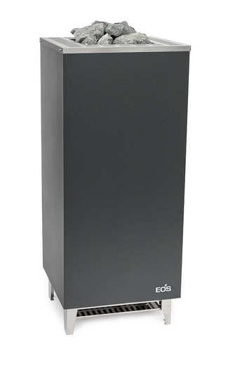 EOS Saunaofen CUBO+ (Standausführung), 7,5 - 12,0 kW