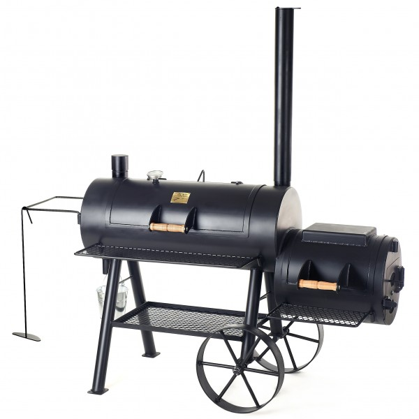 Joe's Barbeque Smoker | 16'' Joe´s Reverse Flow Smoker, lange Version
