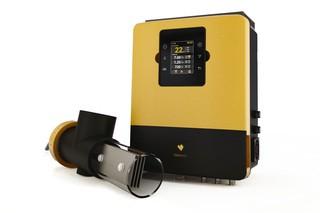 Infinity Salzwasserelektrolyseanlage mit pH-Regulierung und Rx-Überwachung