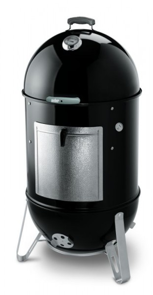 Weber Holzkohlegrill Smokey Mountain Cooker Ø 47 cm - Black - Nr. 721004