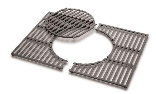 Weber Gourmet BBQ System - Grillrost Gusseisen für Spirit 300-Serie - Nr. 8847