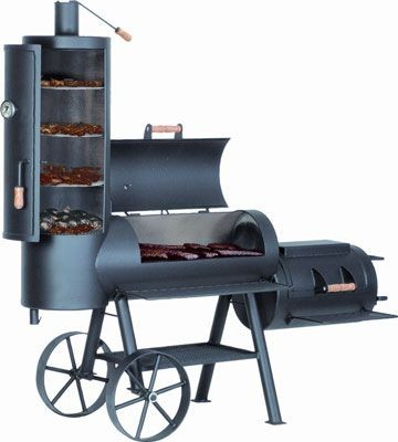 Joe's Barbeque Smoker | 16'' Chuckwagen | Smoker | Nr. 33800