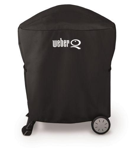 Abdeckhaube Premium für Weber Q Serie auf Stand oder Rollwagen - Nr. 7120