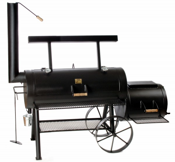 Joe's Barbeque Smoker | 20'' Championship Longhorn