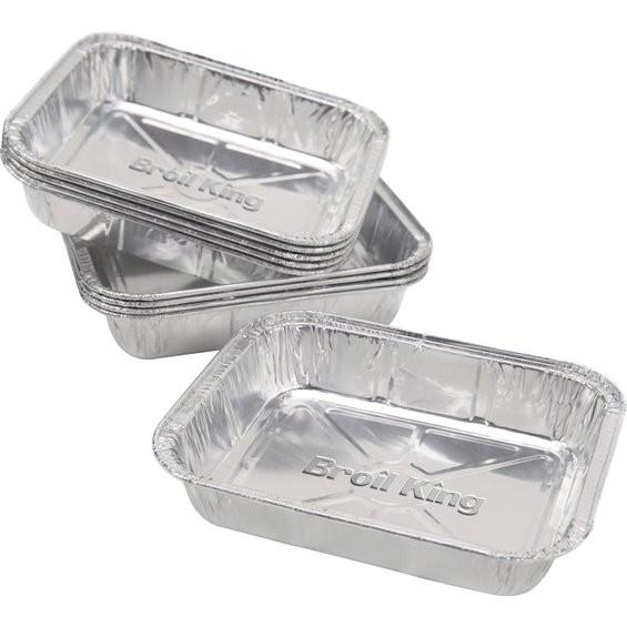 Broil King Aluminiumtropschale, 10er Pack
