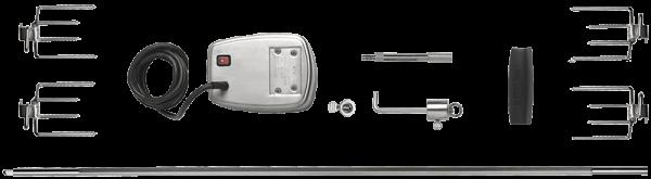 Napoleon Commercial Quality Drehspieß-Set für LEX 605/730, PRO605