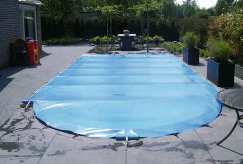 Future Pool Rollschutzabdeckung - Oval