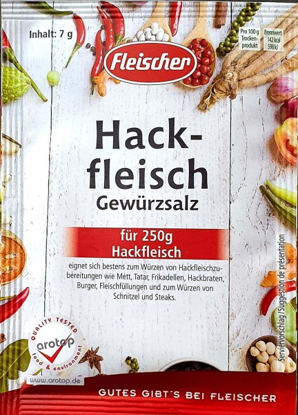 Moguntia - Hackfleisch - Gewürzsalz