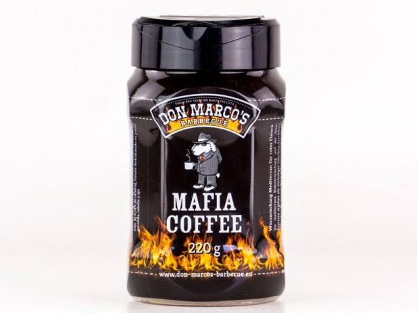 Don Marco`s BBQ Mafia Coffee 220gr