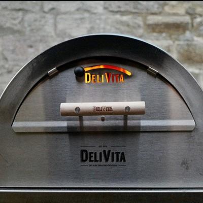 DeliVita Ofentür