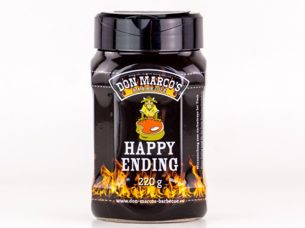 Don Marco`s BBQ Happy Ending 220gr