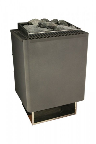 EOS SAUNAOFEN 94.5479 THERMAT 4,5 kW Antrahzit-Perleffekt