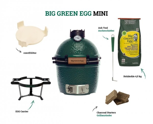 Big Green Egg Kamado Mini Starter-Set