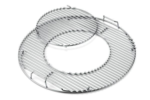 Weber Gourmet BBQ System - Grillrost mit Grillrosteinsatz Ø 57 cm - Nr. 8835