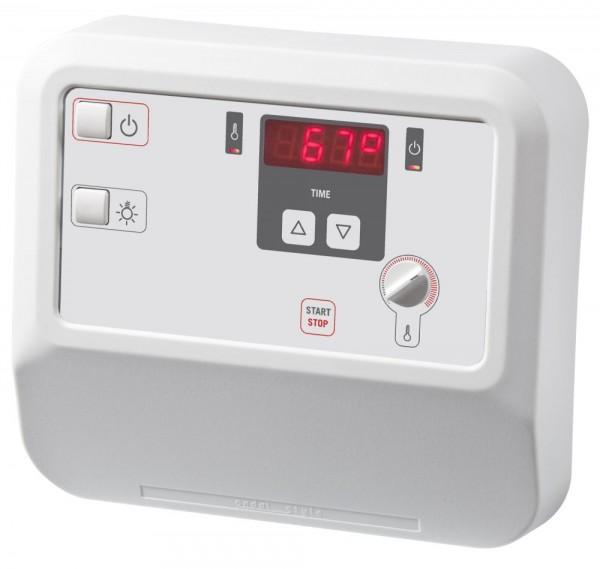 Sentiotec Steuergerät Sauna A2( ASV3) NR.: 0-A2-9
