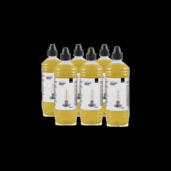 Höfats Bioethanol für Spin Tischfeuer, 1000 ml