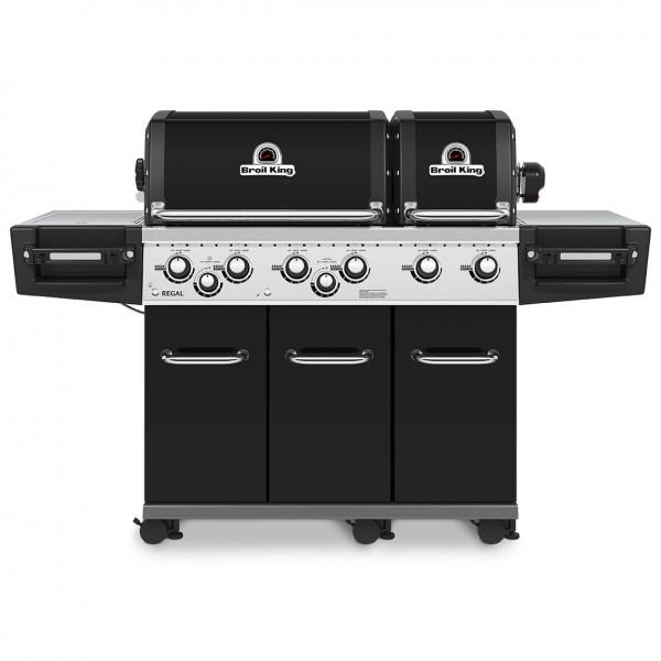 Broil King Regal 690 XL Black Gasgrill, Modell 2019