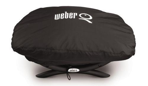 Weber Grill Char Q 260 Holzkohlegrill : Weber abdeckhaube standard für weber q 100 1000 serie nr. 7117