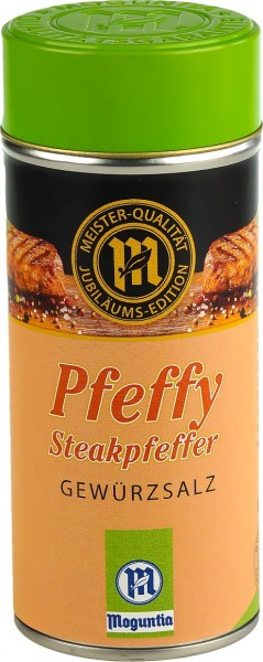 Moguntia Pfeffy Steakpfeffer Grillgewürz 145g
