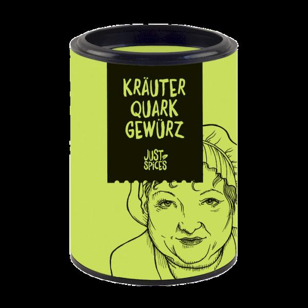 Just Spices Kräuter Quark Gewürz 32gr Dose