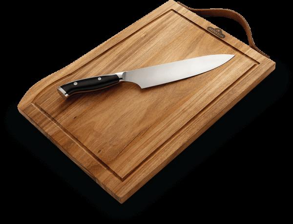 Napoleon Schneidebrett- und Messer-Set