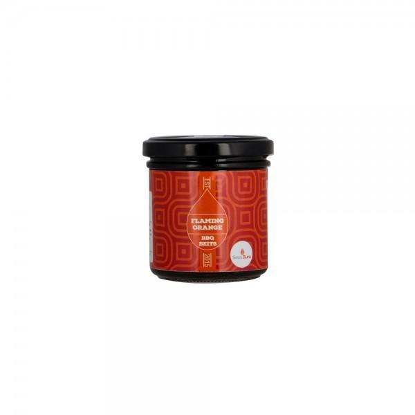 Saus.Guru BBQ Beits (Glasur) Flaming Orange, 170gr Topf