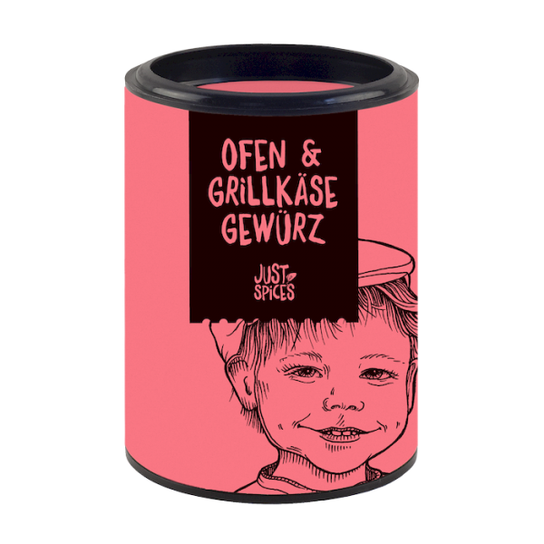 Just Spices Ofen- & Grillkäse Gewürz 35gr Dose