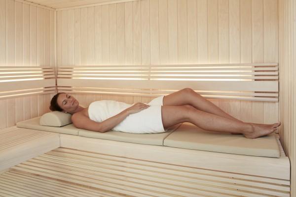 Infraworld Bankauflage für Sauna - Nr.: S2318