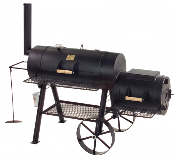 Joe's Barbeque Smoker | 16'' Texas Classic | Smoker