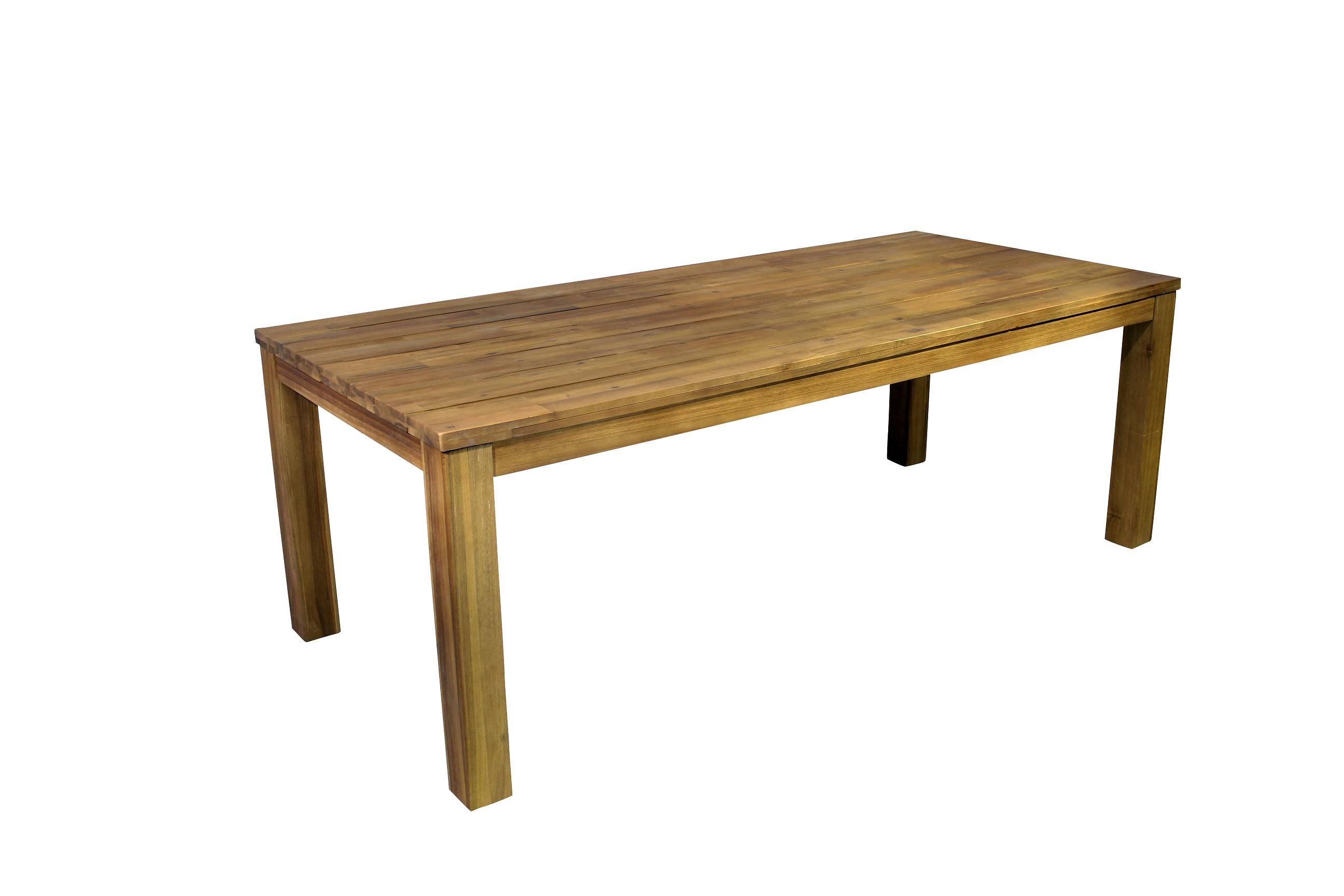 Gardissimo Loft Tisch Malte 220x100cm Akazienholz | Gartenmöbel ...