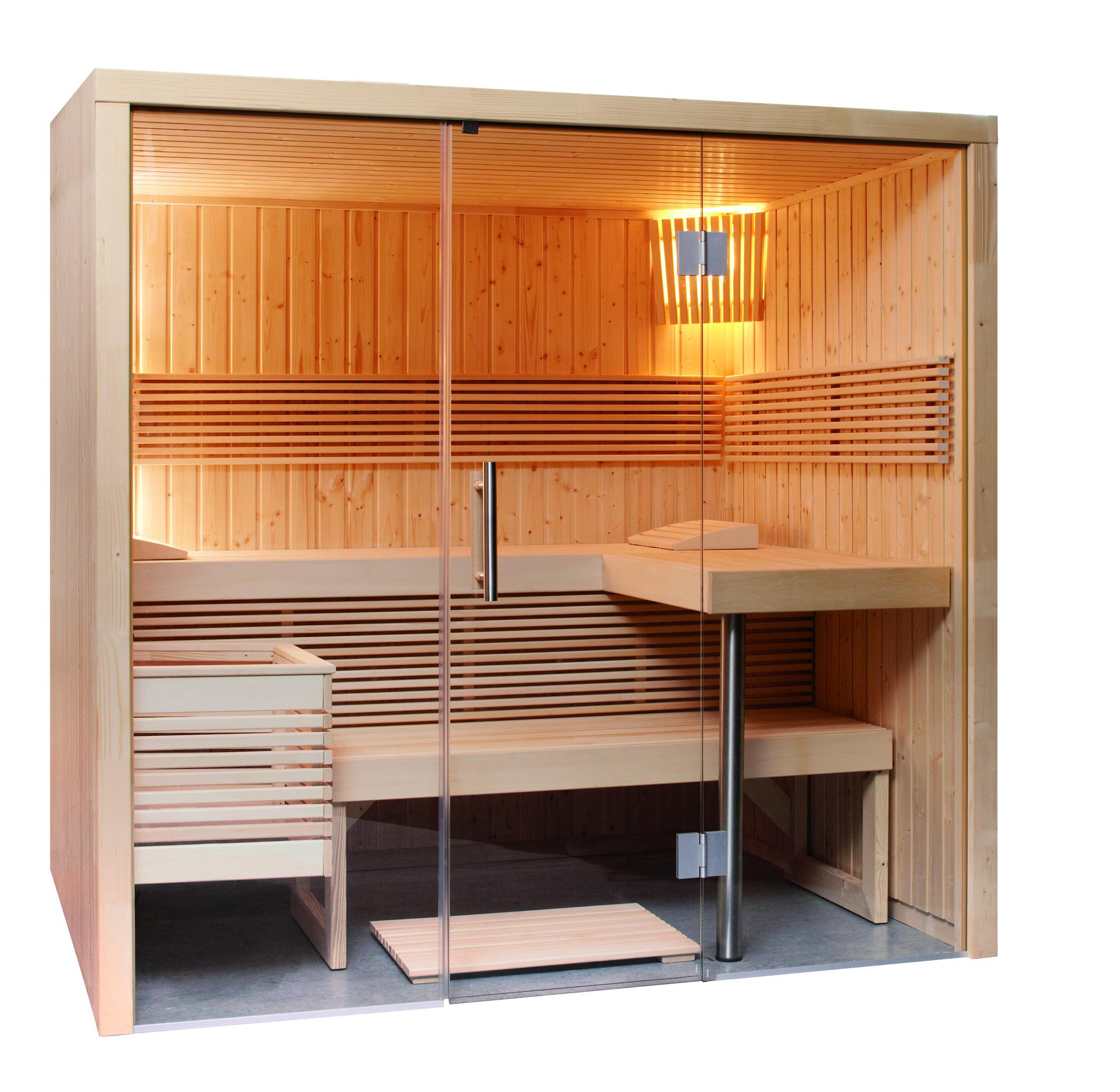sentiotec alaska view massivsauna nr 1 040 132. Black Bedroom Furniture Sets. Home Design Ideas