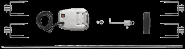 Napoleon Commercial Quality Drehspieß-Set für PRO665