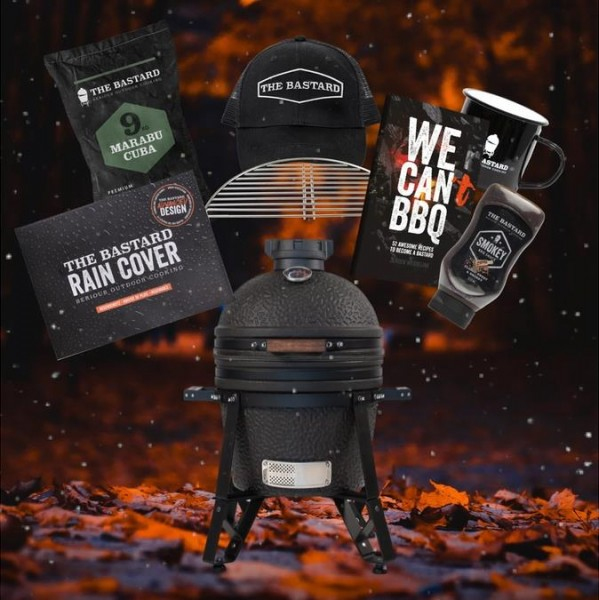 The Bastard Grills Corona Survival Kit
