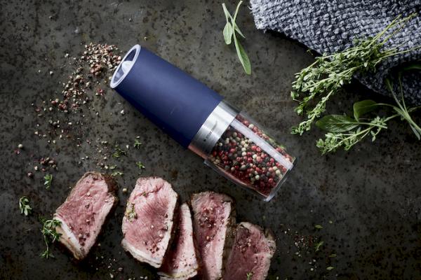 Steak Champ Pfeffermühle mit Kippsensor