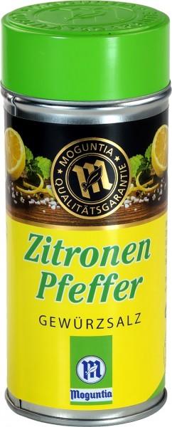 Moguntia Zitronen-Pfeffer Gewürzsalz 170g