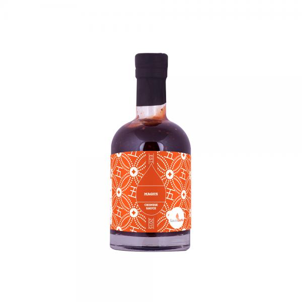 Saus.Guru Asian Connection Magic5, 245ml Flasche